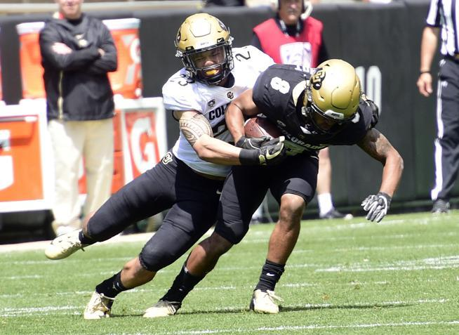CU Buffs building depth at safety