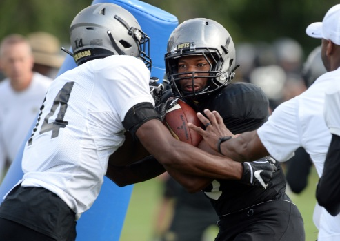 CU football notes: Buffs corners eager for challenge of CSU receivers