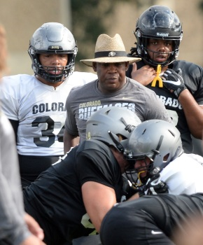 Video: Analysis of CU Buffs practice No. 13