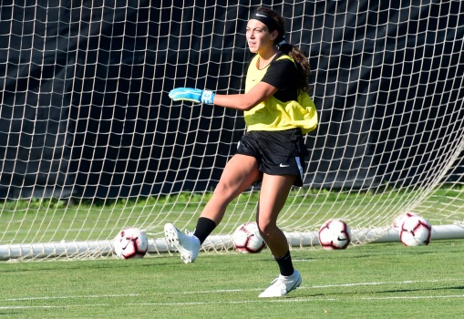 Backup goalie one of few preseason question marks for CU Buffs soccer