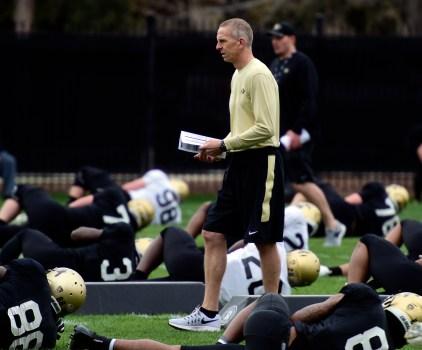 New coordinators Tyson Summers, Jay Johnson narrowing focus
