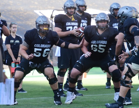 CU football notes: Buffs release depth chart for opener