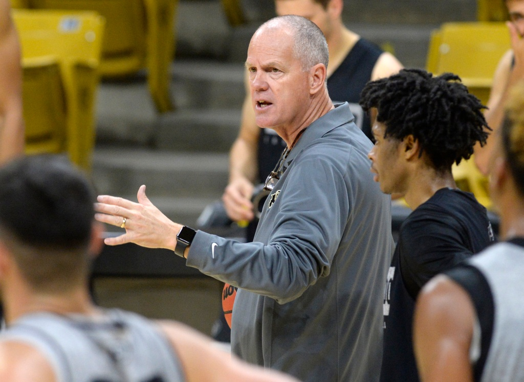 Game day notes: Automatic one-year extension invoked for CU Buffs' Tad Boyle once again