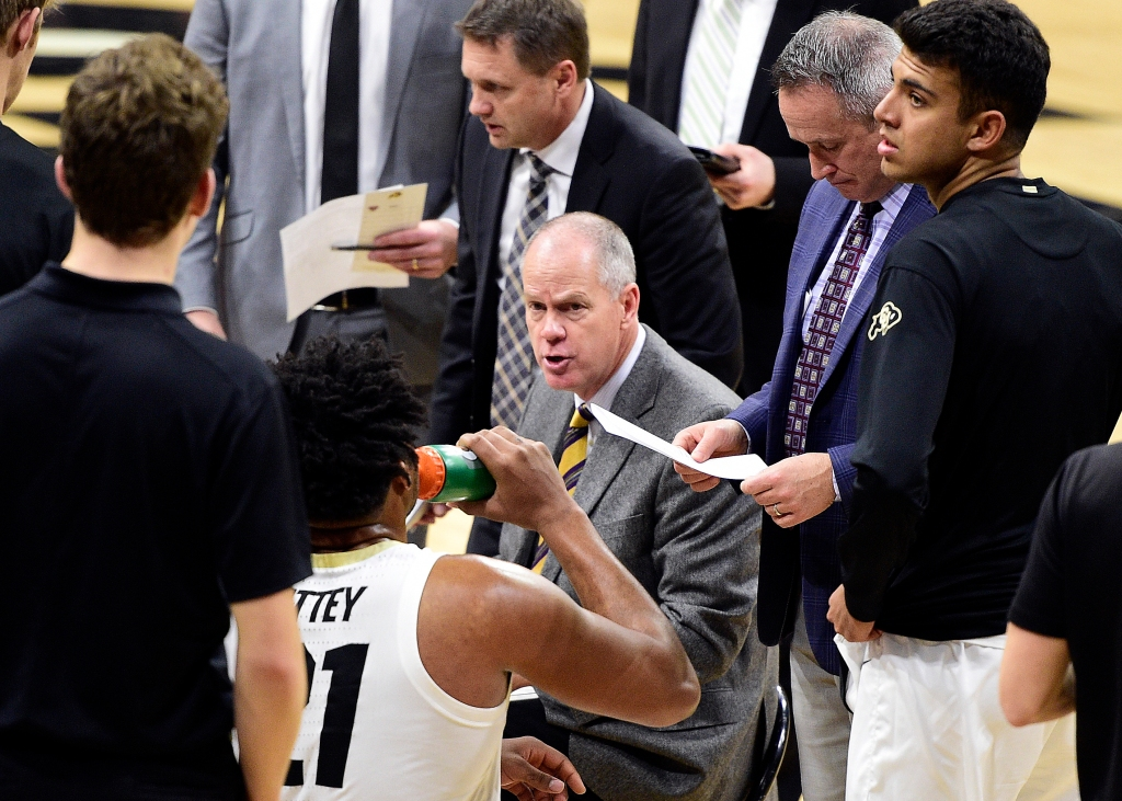 Unique broadcast perspective shows all-in mentality of CU basketball program