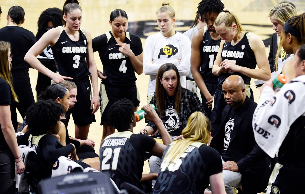 CU Buffs women hope loss to Stanford provides motivation