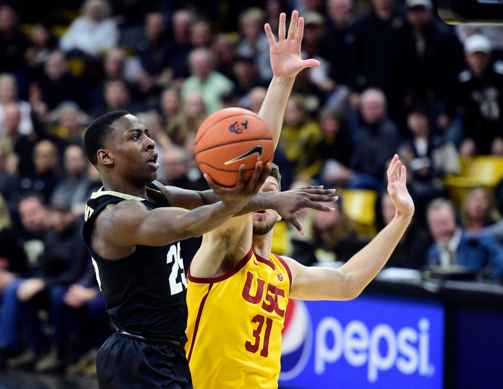 Rooney: If ASU's Remy Martin is All-American, CU Buffs' McKinley Wright IV is too