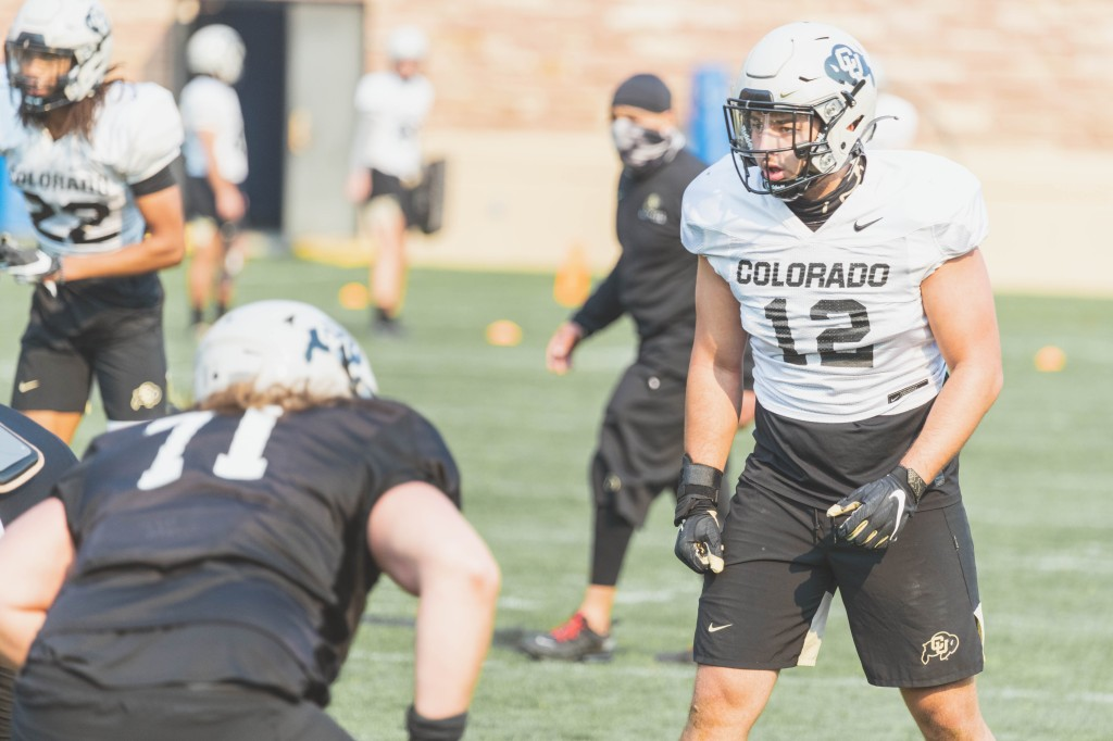 CU Buffs' young linebackers preparing for opportunity