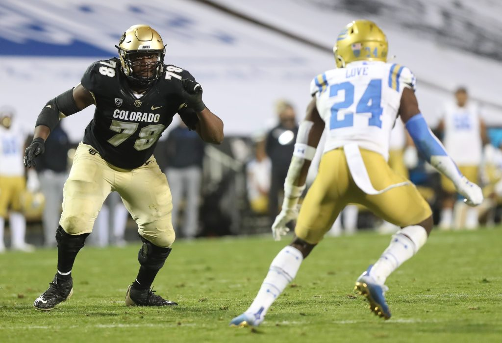 Former CU Buffs OL Will Sherman excited for opportunity with Patriots