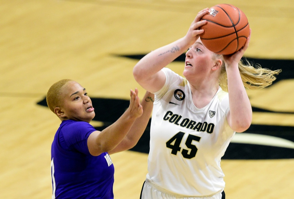 CU Buffs women's basketball officially adds two transfers