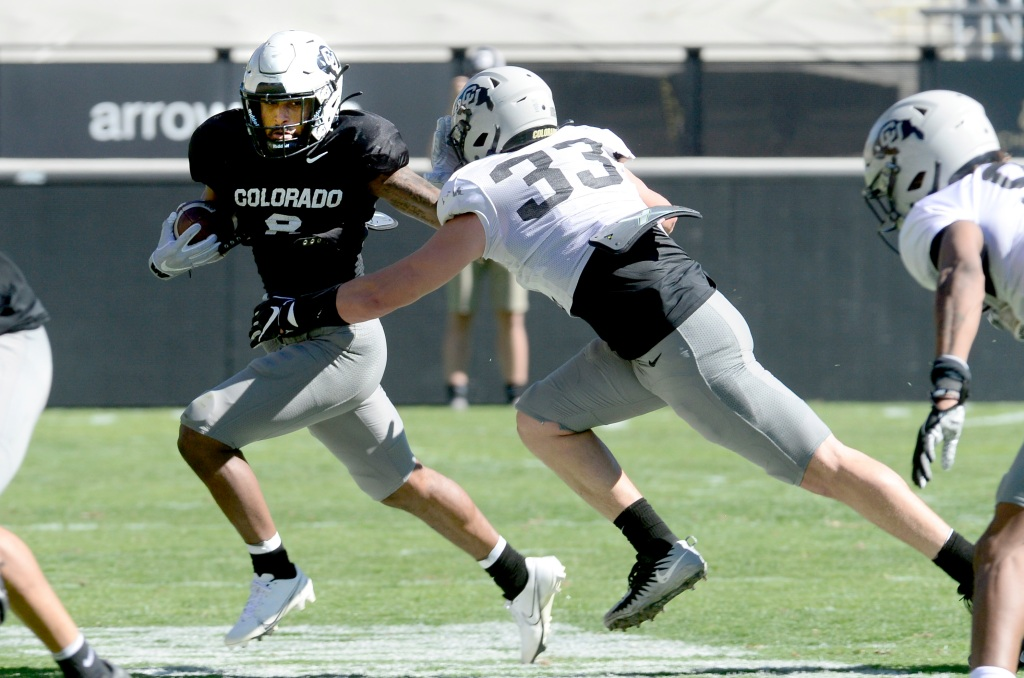 CU Buffs expect fierce competition at RB in fall camp