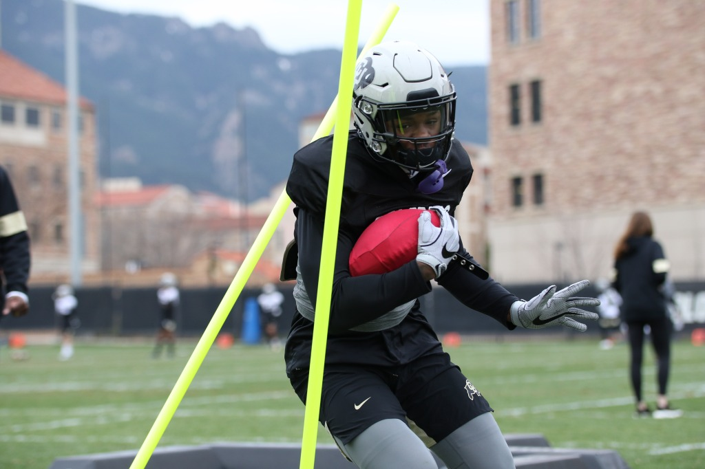 CU Buffs' Ashaad Clayton finding comfort in Boulder