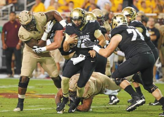 Rooney: Tempe frustrations a puzzling shortcoming for CU Buffs football
