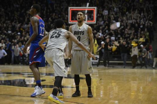 CU basketball adds home-and-home series against Kansas – BuffZone