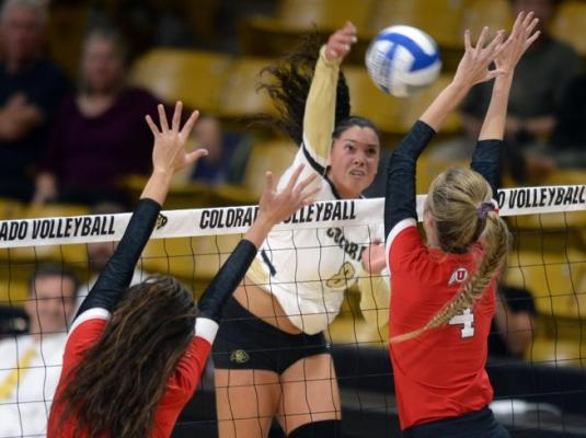 CU volleyball opens Colorado Classic with win over Oakland