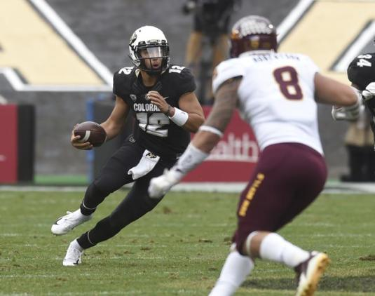 Rooney: Road to six wins tough but not impossible for CU Buffs
