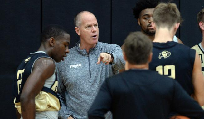 Tad Boyle displeased with CU Buffs performance in Black-and-Gold ...